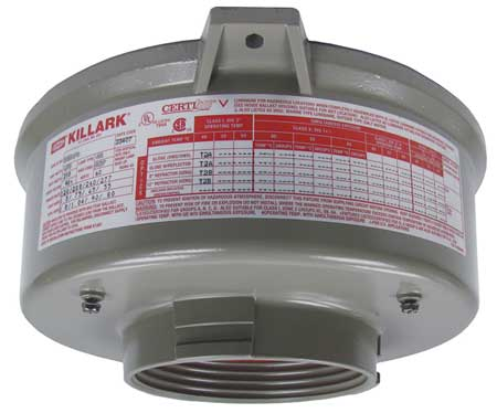 KILLARK CFL Lamps,  Hazardous Location Fixture