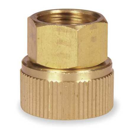 how to install a gilmour brass hose end repair