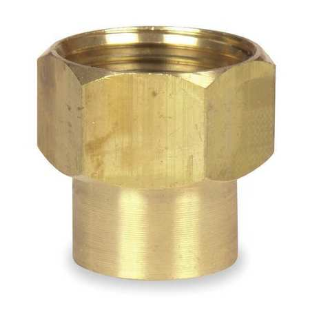 Hose To Pipe Adapter, Double Female
