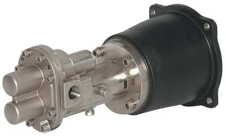 Rotary Gear Pump Head,  1/2 In.,  3/4 HP