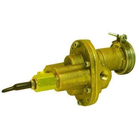 Rotary Gear Pump Head,  3/8 In.,  1/2 HP