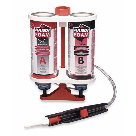 Spray Foam Kit II-12, 1.76 lb, Yellow/Wht