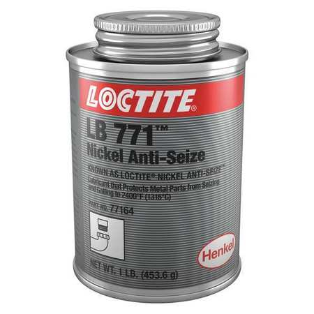 Anti Seize Compound, Nickel, 16 oz, an