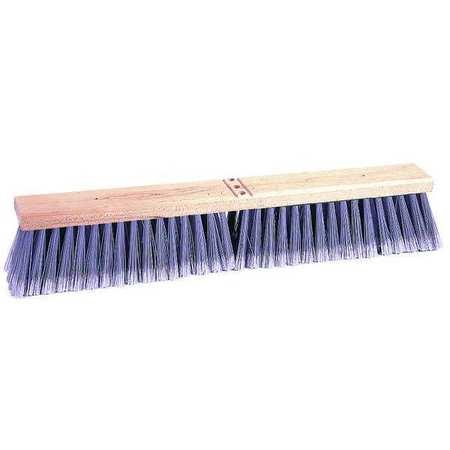 TOUGH GUY Polypropylene Coarse Sweeping Push Broom