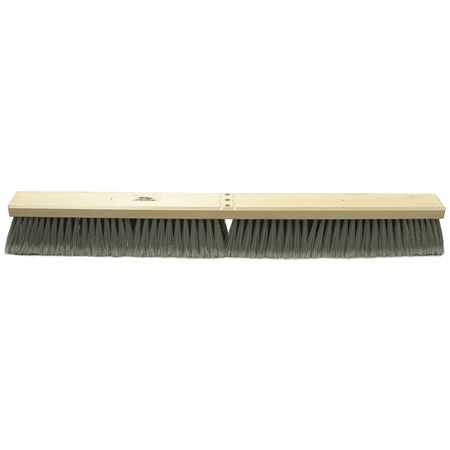 TOUGH GUY Polypropylene Coarse Sweeping Push Broom