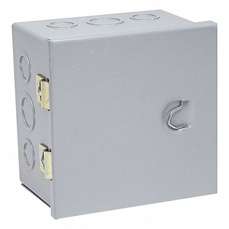 Junc Box Encl, Mtlc, 18In.Hx 15In.Wx4In.D