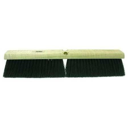 TOUGH GUY Tampico Fine Sweeping Push Broom