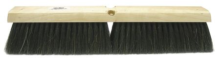 TOUGH GUY Horse Hair Fine Sweeping Push Broom