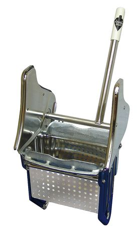 Mop Wringer, 16 oz. to 24 oz., Silver