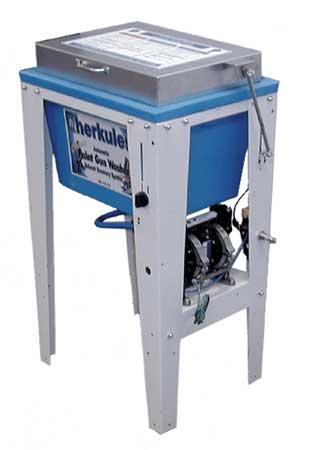 Herkules Automatic Paint Gun Washer 5 Gal G100 Zoro Com