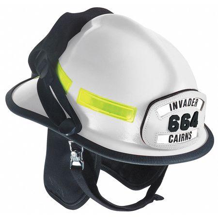 Fire Helmet, White, Modern