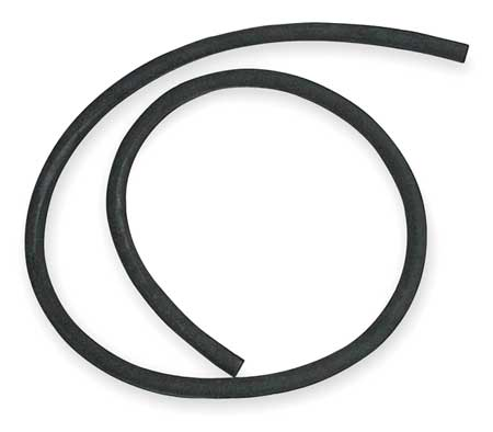 Abrasive Hose, 8ft., 1/2 In.ID, 1-1/8In.OD