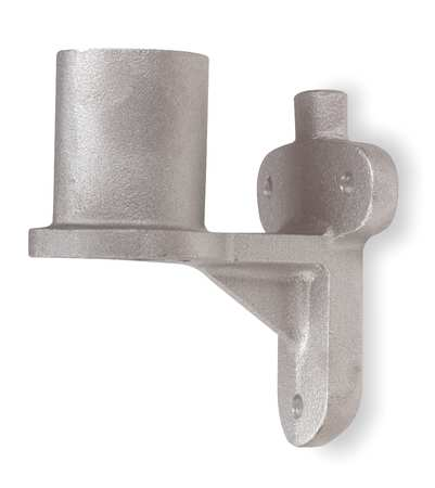 Wall Bracket, For 142-15, Steel, Silver