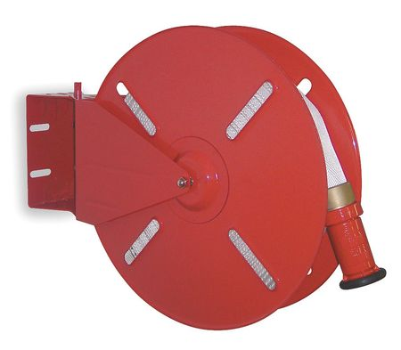 Heavy Duty Hose Reel, 100 Ft x 2.5in