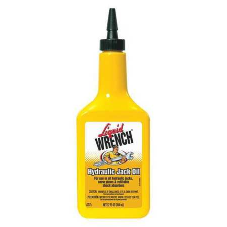 Hydraulic Jack Oil,  12 Oz