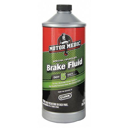 Silicone Brake Fluid,  Dot 5,  32 Oz