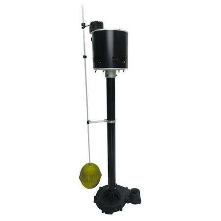 Pump, Sump, 0.50 HP