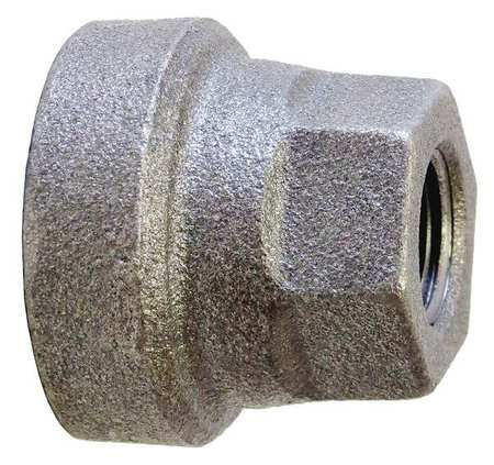 "1"" x 3/4"" FNPT Concentric Reducer Coupling"