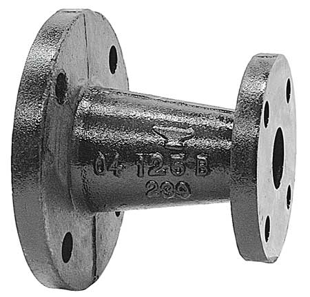 "2-1/2"" x 1-1/2"" Flanged Concentric Reducer Coupling"
