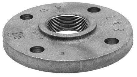 "2-1/2"" FNPT Reducing Companion Flange"