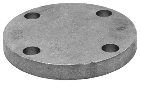 "8"" Cast Iron Blind Flange"