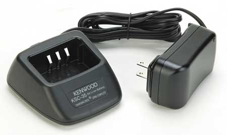 Desktop Charger, 2.5 Hour Fast Charge