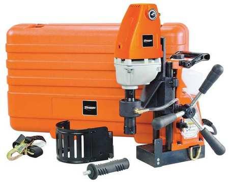 Magnetic Drill Press Kit, Drill D 4 3/8