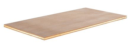 48x30 in. Engineered Wood Workbench Top