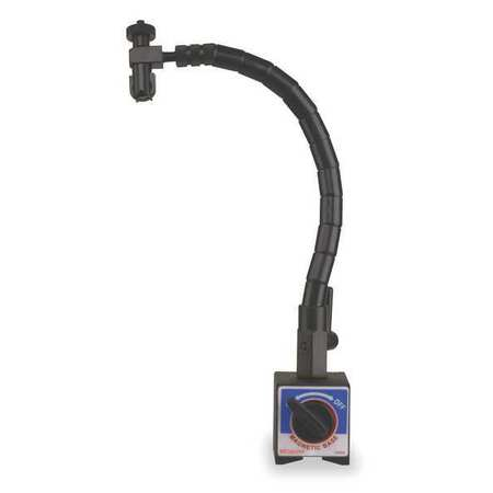 Magnetic V-Base, 85 Lb, Flexible Post