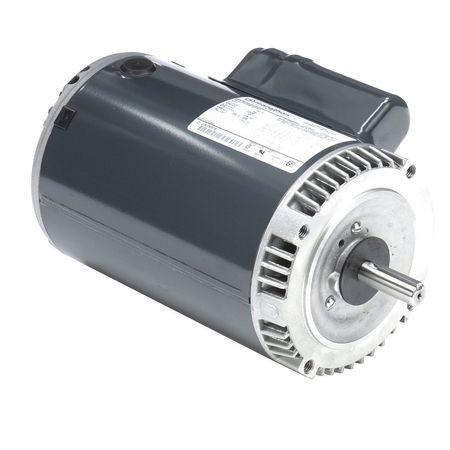 Motor, Cap St, 3 HP, 3450, 115/230V, 56C, ODP