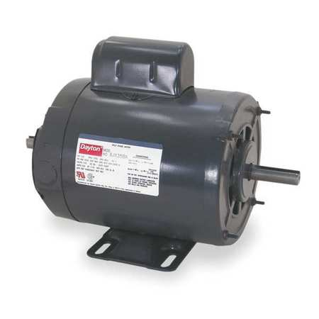 Tool Motor, 2-Shaft, 3/4hp, 3450rpm, 115/230