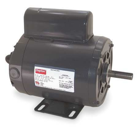 Tool Motor, 2-Shaft, 3/4hp, 1750rpm, 115/230