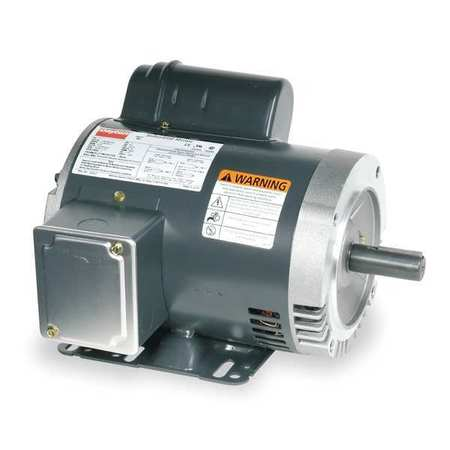 GP Mtr, CS, ODP, 3 HP, 1740 rpm, 184TC