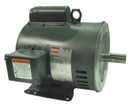 GP Mtr, CS, ODP, 3 HP, 3500 rpm, 182TC