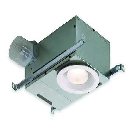 Recessed Fan, 70 CFM, 1.2A