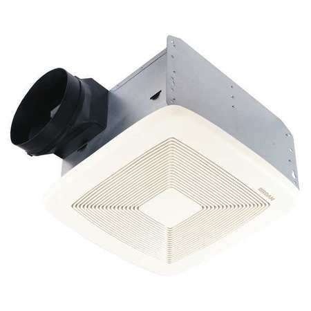 Bathroom Fan, 80 CFM, 0.2A, 23.3W