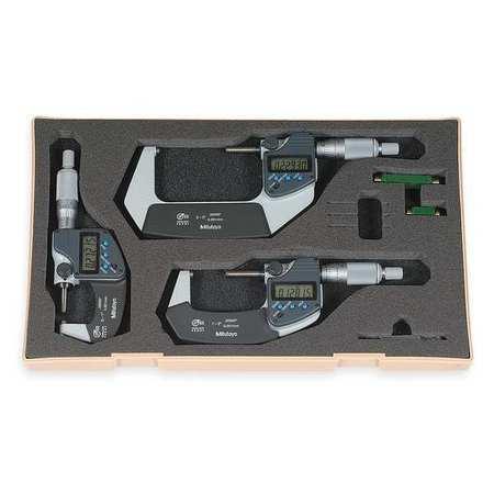 Micrometer Set, Digital