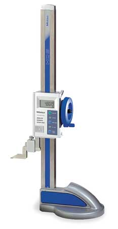 Digital Height Gage, 0-12 In