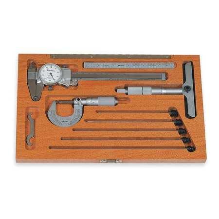 Measuring Tool Kit, 4pc