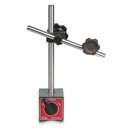 Magnetic Base/Holder, 6 In Gage Rod