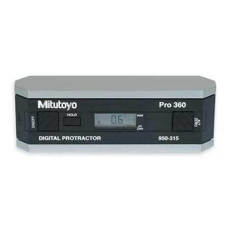 Digital Protractor, 6in
