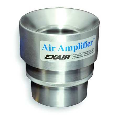 Air Amplifier, 0.75 In Inlet, 8.9 CFM