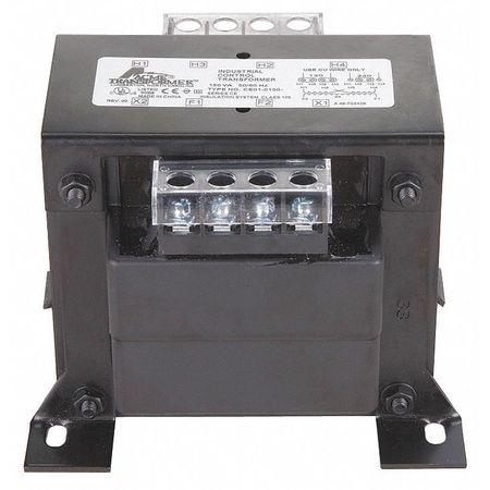 Control Transformer, 250VA, 4.03 In. H