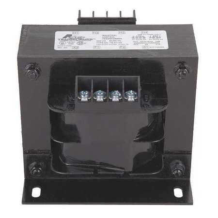 Control Transformer, 100VA, 3.38 In. H