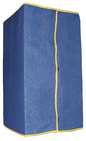 Appliance Cover, 36 In. L x 32 In. W, Blue