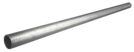 Pipe, 1/2 In , Unthreaded, 10 ft., 316