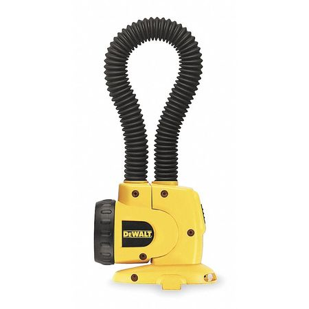 DEWALT 325 Lumens,  Xenon Flexible Rechargeable Floodlight
