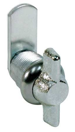 Wing Handle Keyless Cam Lock,  Non-Keyed