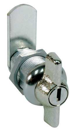 Wing Handle Keyed Cam Lock, Key Different