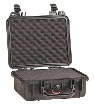 Carrying Case, 4 In H, 9 In W, 7 In D